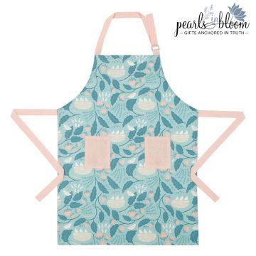 bird song apron