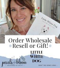 Wholesale - Little White Dog